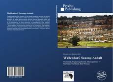 Buchcover von Wallendorf, Saxony-Anhalt
