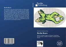 Berlin Bears kitap kapağı