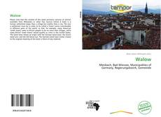 Bookcover of Walow