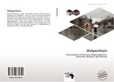 Bookcover of Walpernhain