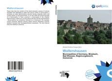 Bookcover of Waltershausen