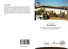 Bookcover of Weselberg