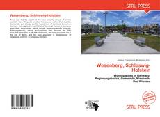 Bookcover of Wesenberg, Schleswig-Holstein