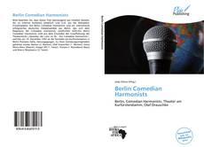 Buchcover von Berlin Comedian Harmonists