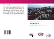 Bookcover of Wasserliesch