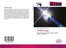 Buchcover von 15363 Ysaye