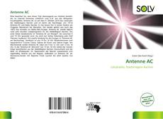 Bookcover of Antenne AC