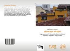 Bookcover of Wendisch Priborn