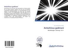 Capa do livro de Antechinus godmani