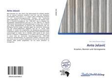 Buchcover von Ante Jelavić