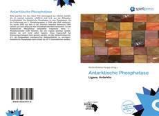 Обложка Antarktische Phosphatase