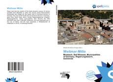 Bookcover of Weitmar-Mitte