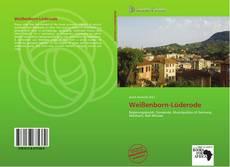 Bookcover of Weißenborn-Lüderode