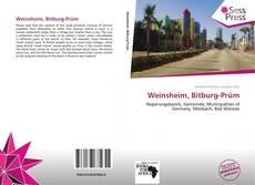 Buchcover von Weinsheim, Bitburg-Prüm
