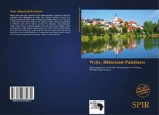 Bookcover of Wehr, Rhineland-Palatinate
