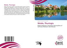 Bookcover of Weida, Thuringia