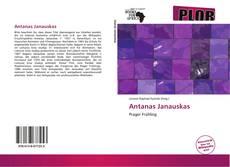 Buchcover von Antanas Janauskas