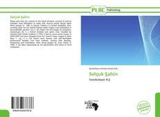 Selçuk Şahin kitap kapağı