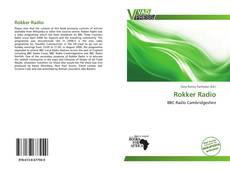 Capa do livro de Rokker Radio