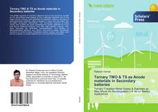 Bookcover of Ternary TMO & TS as Anode materials in Secondary batteries