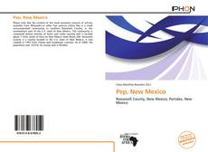 Bookcover of Pep, New Mexico