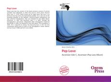 Bookcover of Pep Love