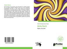 Buchcover von Ante Šarić