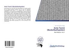 Couverture de Ante Tomić (Basketballspieler)