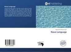 Nauo Language的封面
