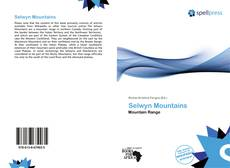Bookcover of Selwyn Mountains