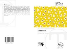 Buchcover von Antares