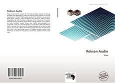 Copertina di Roksan Audio