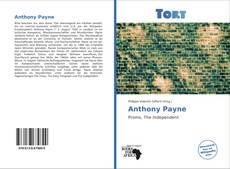 Buchcover von Anthony Payne