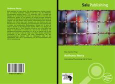 Capa do livro de Anthony Nesty
