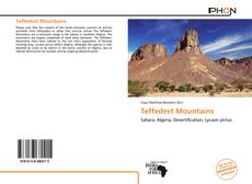 Buchcover von Teffedest Mountains