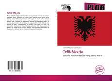 Buchcover von Tefik Mborja