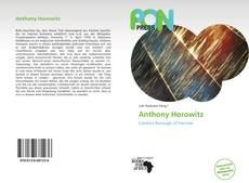 Couverture de Anthony Horowitz
