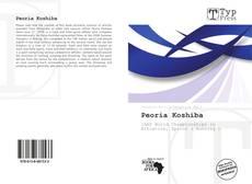 Bookcover of Peoria Koshiba