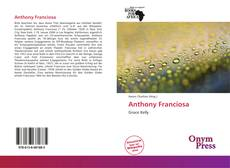 Anthony Franciosa kitap kapağı