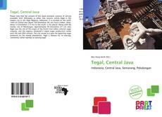 Capa do livro de Tegal, Central Java