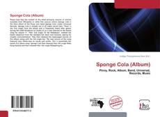 Bookcover of Sponge Cola (Album)