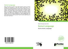 Semai Language的封面