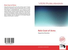 Capa do livro de Rola Coat of Arms