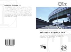 Portada del libro de Arkansas Highway 109