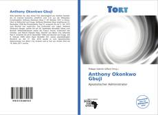 Anthony Okonkwo Gbuji kitap kapağı