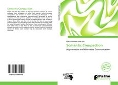 Bookcover of Semantic Compaction
