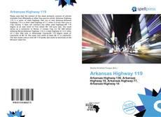 Copertina di Arkansas Highway 119