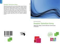 Buchcover von Peoples' Salvation Army