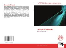 Couverture de Semantic Discord
