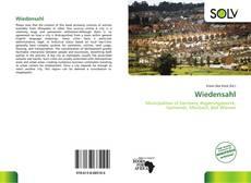 Bookcover of Wiedensahl